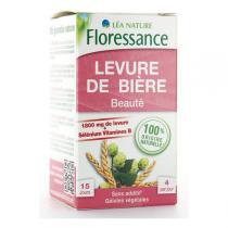 Floressance - Gélules végétales Levure de bière Beauté 33,7gr