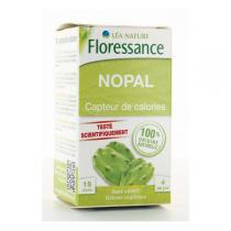 Floressance - Gélules végétales Nopal Capteur de calories - 60 gélules