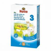 Holle - Lait de Suite au Lait de Chèvre Bio dès 10 mois 400g