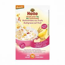Holle - Multicéréales aux fruits 250g - Dès 10 mois