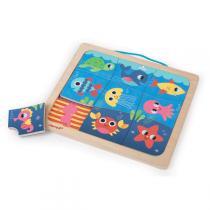 Janod - Magneto Puzzle Happy Fish