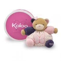 Kaloo - P'Tit Ourson Papillon - Petite Rose