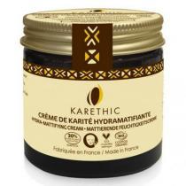 Karethic - Crème hydramatifiante Camomille-karité-poudre de riz 50ml