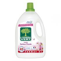 L'Arbre Vert - Lessive Liquide Florale 3L