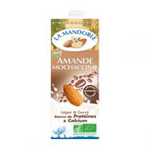 La Mandorle - Mandelmilch Mochaccino 1L