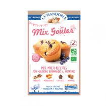 La Mandorle - Mix multi-recettes Goûter 200g