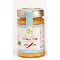 Lapalisse Bio - Huile vierge Noix Coco/Chili Bio 20cl