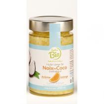Lapalisse Bio - Huile vierge Noix Coco/Orange Bio 20cl