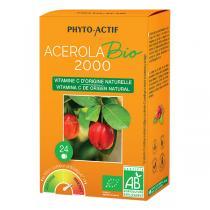 Phyto-Actif - Acerola 2000 Bio 24cps