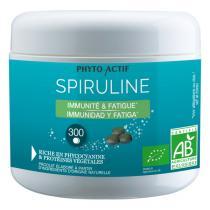 Phyto-Actif - Spiruline Ecocert 300cps