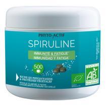 Phyto-Actif - Spiruline Ecocert 500cps
