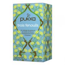 Pukka - Tisane 3 Fenouils bio - 20 sachets
