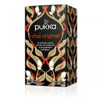 Pukka - Thé Chaï Noir Original bio - 20 sachets