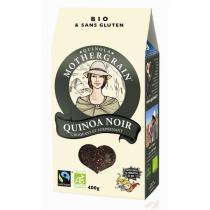 Quinola Mothergrain - Quinoa bio et équitable Noir 400gr
