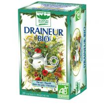 Romon Nature - Tisane Draineur Bio 32g