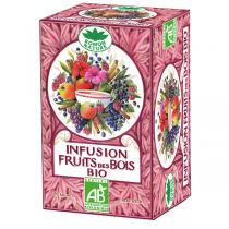 Romon Nature - Infusion Fruits Des Bois Bio 34g