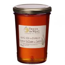 Terre de Miel - Miel de bruyère de Callune des Landes France 500g