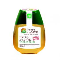 Terre d'Agave - Sirop d'agave bio 250g