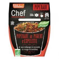 Vitabio - Piperade au piment d'Espelette 350g
