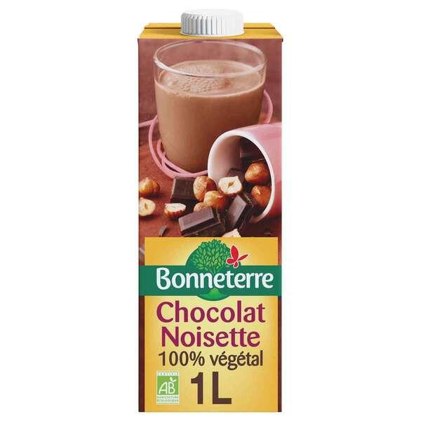 Bonneterre - Boisson Riz chocolat noisette 1L