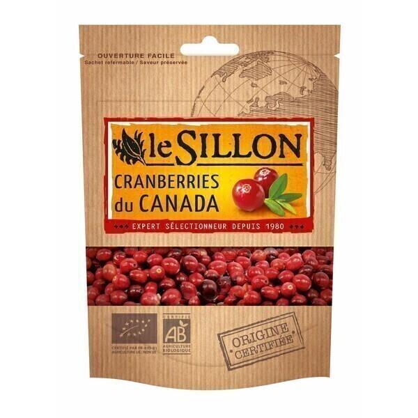 Cranberries sech es canada 125gr le sillon acheter sur for Acheter une maison au canada conditions