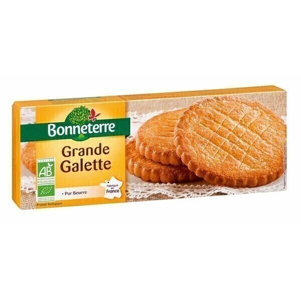 Bonneterre - Grande Galette pur beurre 175g