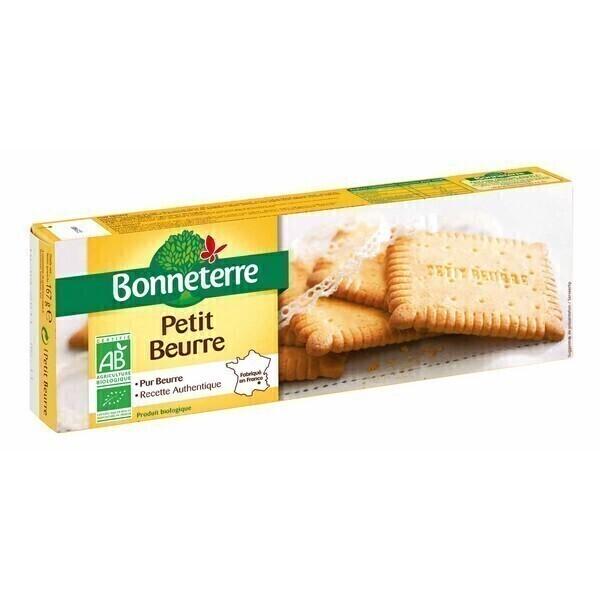 Bonneterre - Petit beurre (pur beurre) 167g