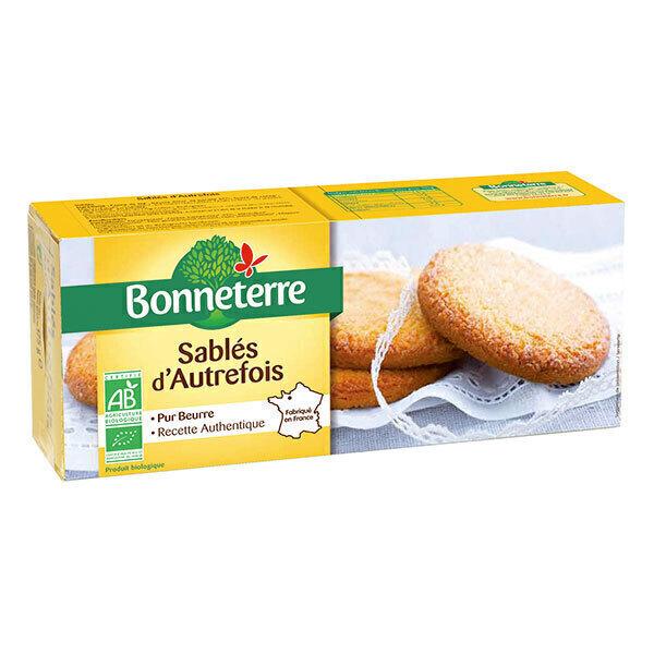 Bonneterre - Sablés d'autrefois 175g