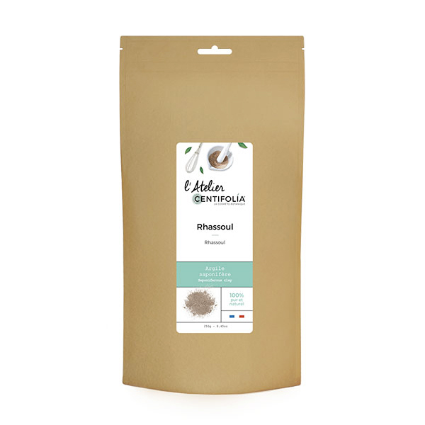 Centifolia - Rhassoul Argile saponifère - 250g