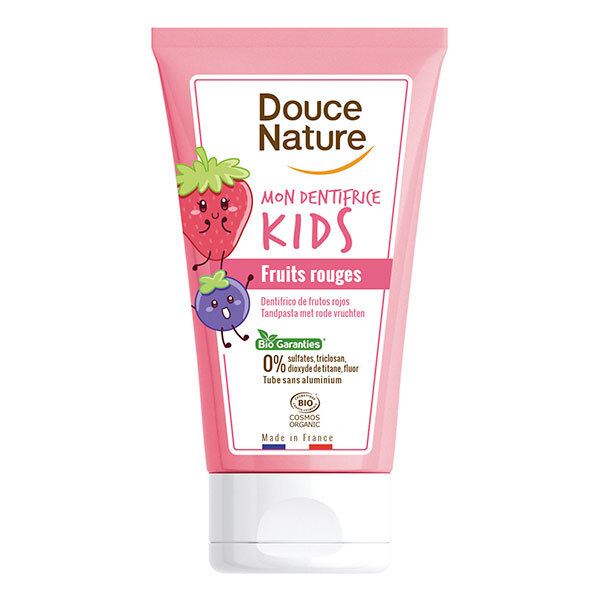 Douce Nature - Mon dentifrice fruits rouges 50ml