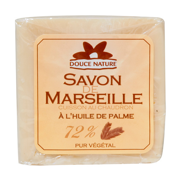 veritable savon blanc de marseille 600g douce nature acheter sur. Black Bedroom Furniture Sets. Home Design Ideas