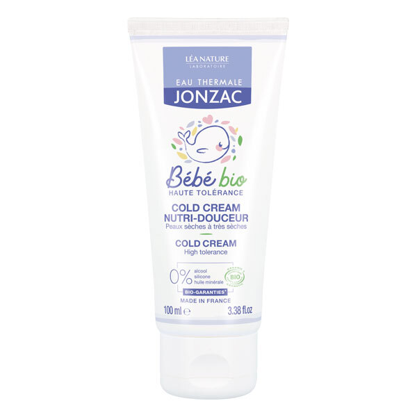 Eau Thermale Jonzac - Cold cream nutri-douceur 100ml