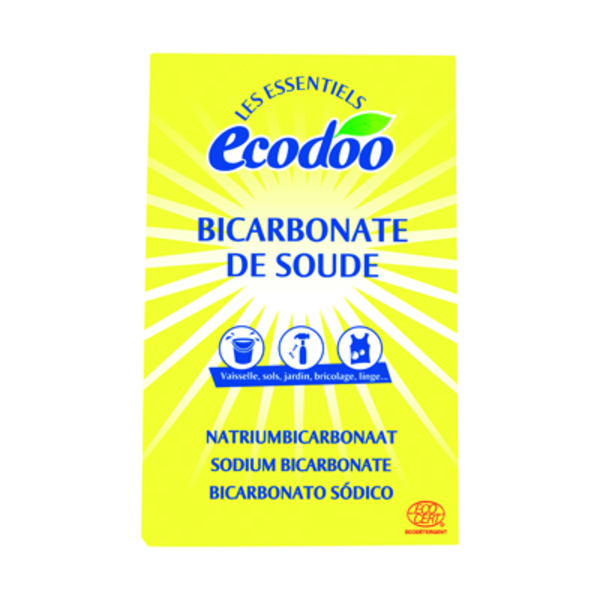 bicarbonate de soude 1kg ecodoo acheter sur. Black Bedroom Furniture Sets. Home Design Ideas