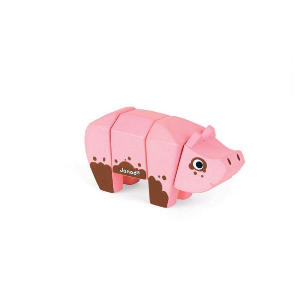 Janod - Animal Kit Cochon
