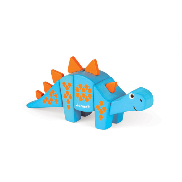 Janod - Animal Kit Stegosaurus