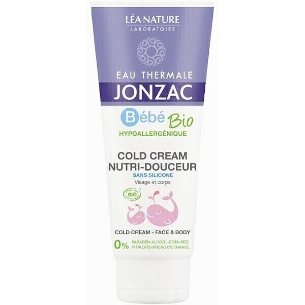 Jonzac - Cold cream nutri-douceur 100ml