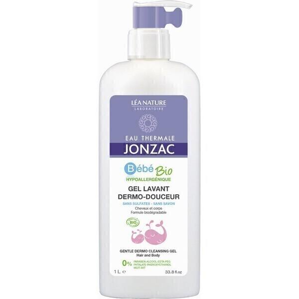 Eau Thermale Jonzac - Gel lavant dermo-douceur 1L