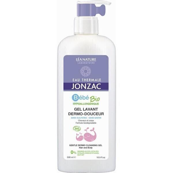 Eau Thermale Jonzac - Gel lavant dermo-douceur 500ml