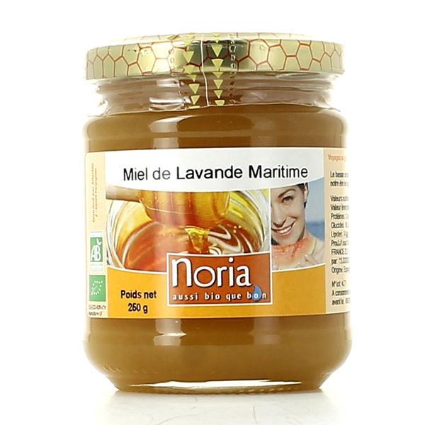 Noria - Miel De Lavande Maritime Bio Espagne 500g
