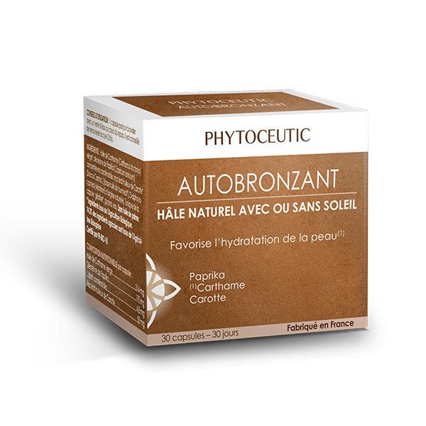 Phytoceutic - Autobronzant Naturel - 30 capsules
