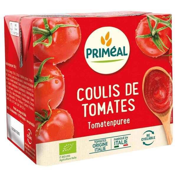 Priméal - Coulis de tomates 500g