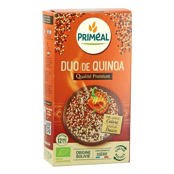 Priméal - Duo de quinoa 500g