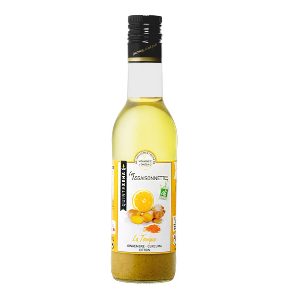 Quintesens - Vinaigrette Assaisonnette La Tonique 36cL