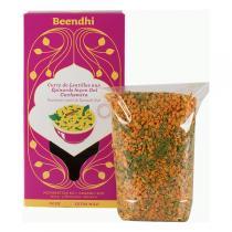 Beendhi - Curry de lentilles, épinards façon Dal Cachemire Bio 250g