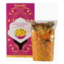 Beendhi - Curry de lentilles, noix de coco façon Dal Pondichéry Bio 250g