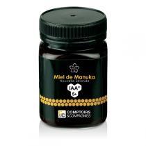 Comptoirs et Compagnies - Miel de Manuka IAA5+ (MGO 83) - Pot de 500g