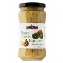 Côteaux Nantais - Purée kiwis bananes 350g