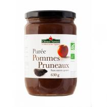 Côteaux Nantais - Purée pommes pruneaux 630 g