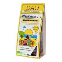 Dao - Amandes et algues bio 100g