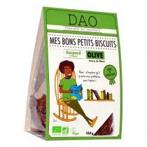 Dao - Biscuits aux olives bio 100g